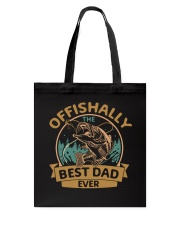 Best Dad Ever Tote Bag thumbnail