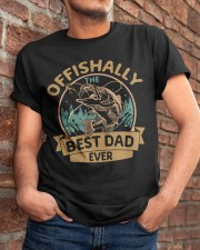 Best Dad Ever Classic T-Shirt apparel-classic-tshirt-lifestyle-26