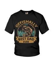 Best Dad Ever Youth T-Shirt thumbnail