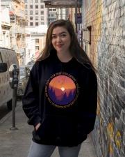 Look Deep Into Nature Hooded Sweatshirt lifestyle-unisex-hoodie-front-1