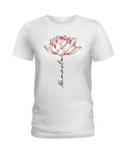 Namaste Ladies T-Shirt thumbnail