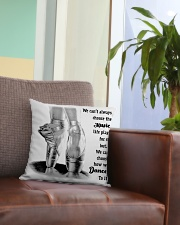 How We Dance To It Square Pillowcase aos-pillow-square-front-lifestyle-03
