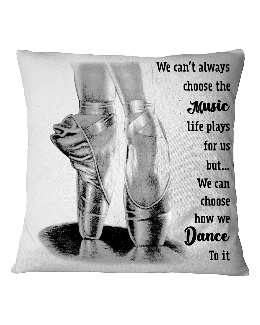 How We Dance To It Square Pillowcase