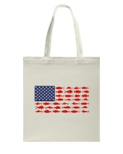 Love Fishing Tote Bag tile