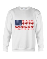 Love Fishing Crewneck Sweatshirt thumbnail