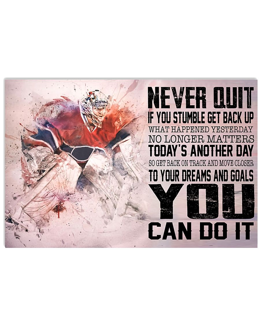 You Can Do It 17x11 Poster