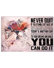 You Can Do It 17x11 Poster front