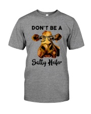 Dont Be A Satty Heifer Premium Fit Mens Tee thumbnail