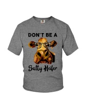 Dont Be A Satty Heifer Youth T-Shirt thumbnail