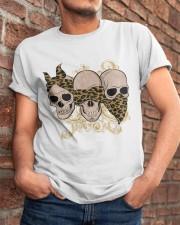 Love Of Skull Classic T-Shirt apparel-classic-tshirt-lifestyle-26