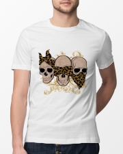 Love Of Skull Classic T-Shirt lifestyle-mens-crewneck-front-13