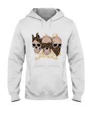 Love Of Skull Hooded Sweatshirt thumbnail