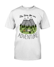 Its Time For An Adventure Classic T-Shirt thumbnail