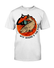 Where's The Fish Premium Fit Mens Tee thumbnail
