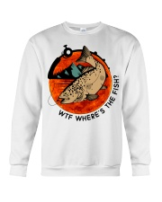 Where's The Fish Crewneck Sweatshirt thumbnail