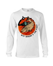 Where's The Fish Long Sleeve Tee thumbnail