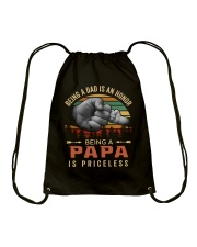 Being A Dad Drawstring Bag thumbnail