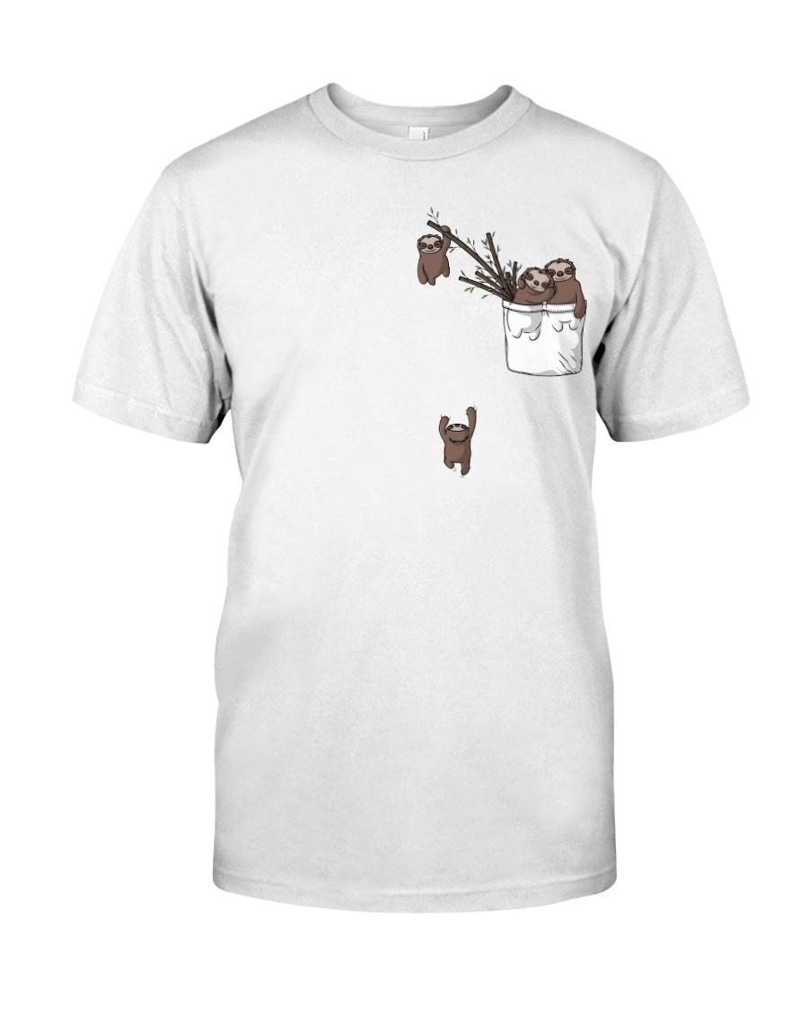 Love Sloth Classic T-Shirt