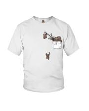 Love Sloth Youth T-Shirt thumbnail