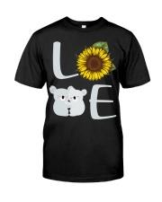 Love Koala Classic T-Shirt front