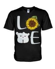 Love Koala V-Neck T-Shirt thumbnail