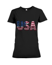 Independence Day Premium Fit Ladies Tee thumbnail