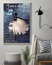 I Am A Dancer 11x17 Poster lifestyle-poster-1