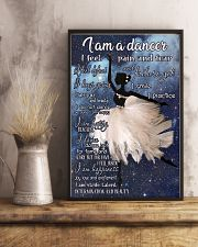 I Am A Dancer 11x17 Poster lifestyle-poster-3