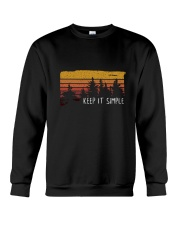 Keep It Simple 1 Crewneck Sweatshirt thumbnail