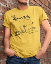Beaver Valley Classic T-Shirt apparel-classic-tshirt-lifestyle-26