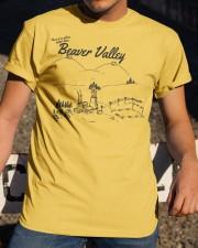 Beaver Valley Classic T-Shirt apparel-classic-tshirt-lifestyle-28
