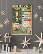 Kayaking Knowledge 11x17 Poster lifestyle-holiday-poster-1