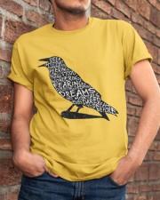 Dreaming Dreams Classic T-Shirt apparel-classic-tshirt-lifestyle-26