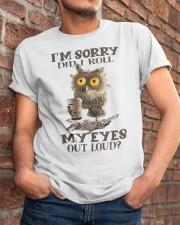Love Owl Classic T-Shirt apparel-classic-tshirt-lifestyle-26