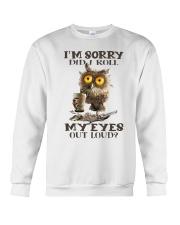 Love Owl Crewneck Sweatshirt thumbnail