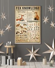 Fox Knowledge 11x17 Poster lifestyle-holiday-poster-1