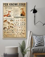 Fox Knowledge 11x17 Poster lifestyle-poster-1