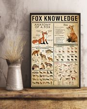Fox Knowledge 11x17 Poster lifestyle-poster-3