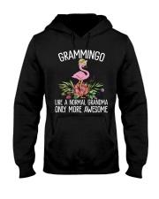 Like A Normal Grandma Hooded Sweatshirt thumbnail