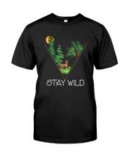 Stay Wild Classic T-Shirt thumbnail