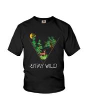 Stay Wild Youth T-Shirt thumbnail