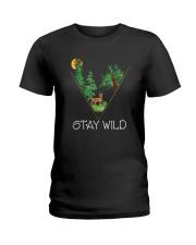 Stay Wild Ladies T-Shirt thumbnail
