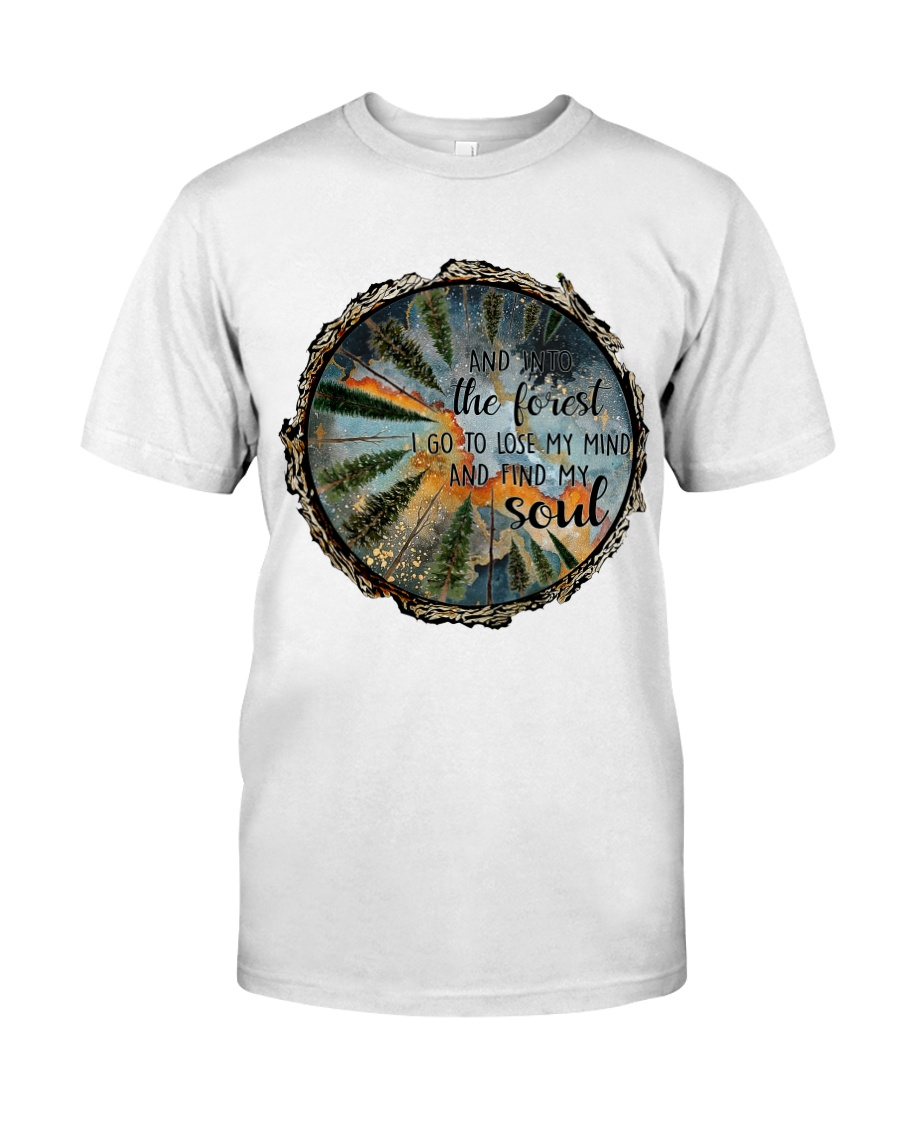 And Into The Forest Classic T-Shirt