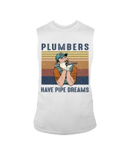 Plumbers Have Pipe Dreams Sleeveless Tee thumbnail