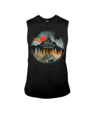 The World Is Too Big Sleeveless Tee thumbnail