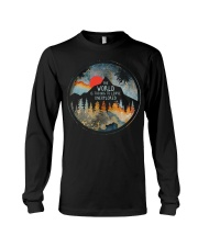 The World Is Too Big Long Sleeve Tee thumbnail