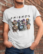 Skull Is Friends Classic T-Shirt apparel-classic-tshirt-lifestyle-26