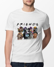 Skull Is Friends Classic T-Shirt lifestyle-mens-crewneck-front-13