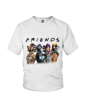 Skull Is Friends Youth T-Shirt thumbnail