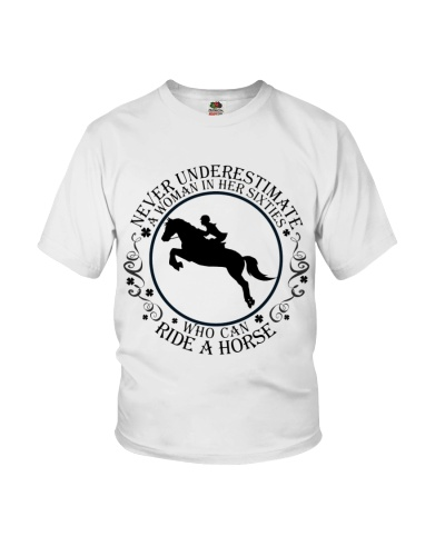 Who Can Ride A Horse